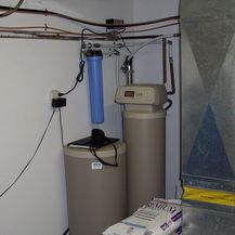 water softener installer