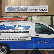 Nor-Line Truck and Logo